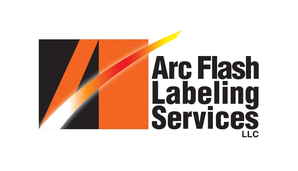 Arc Flash Labeling Services Logo Design