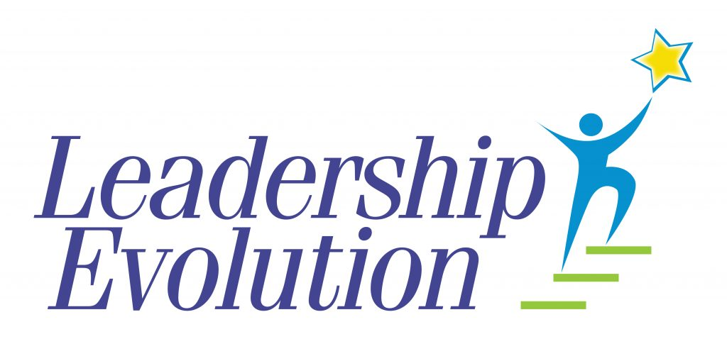 Leadership Evolution Logo Design